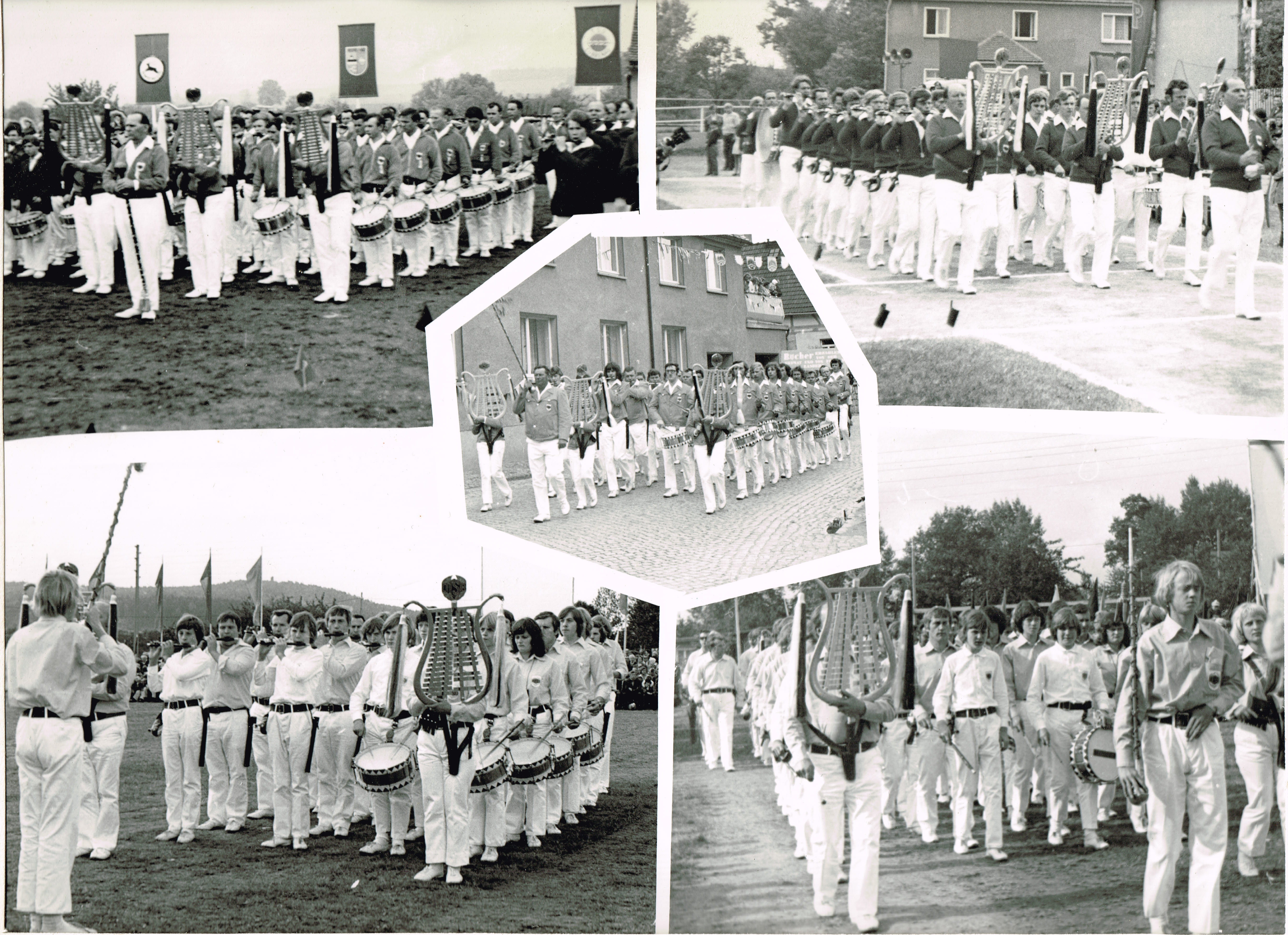 1970er Meisterschaft DDR