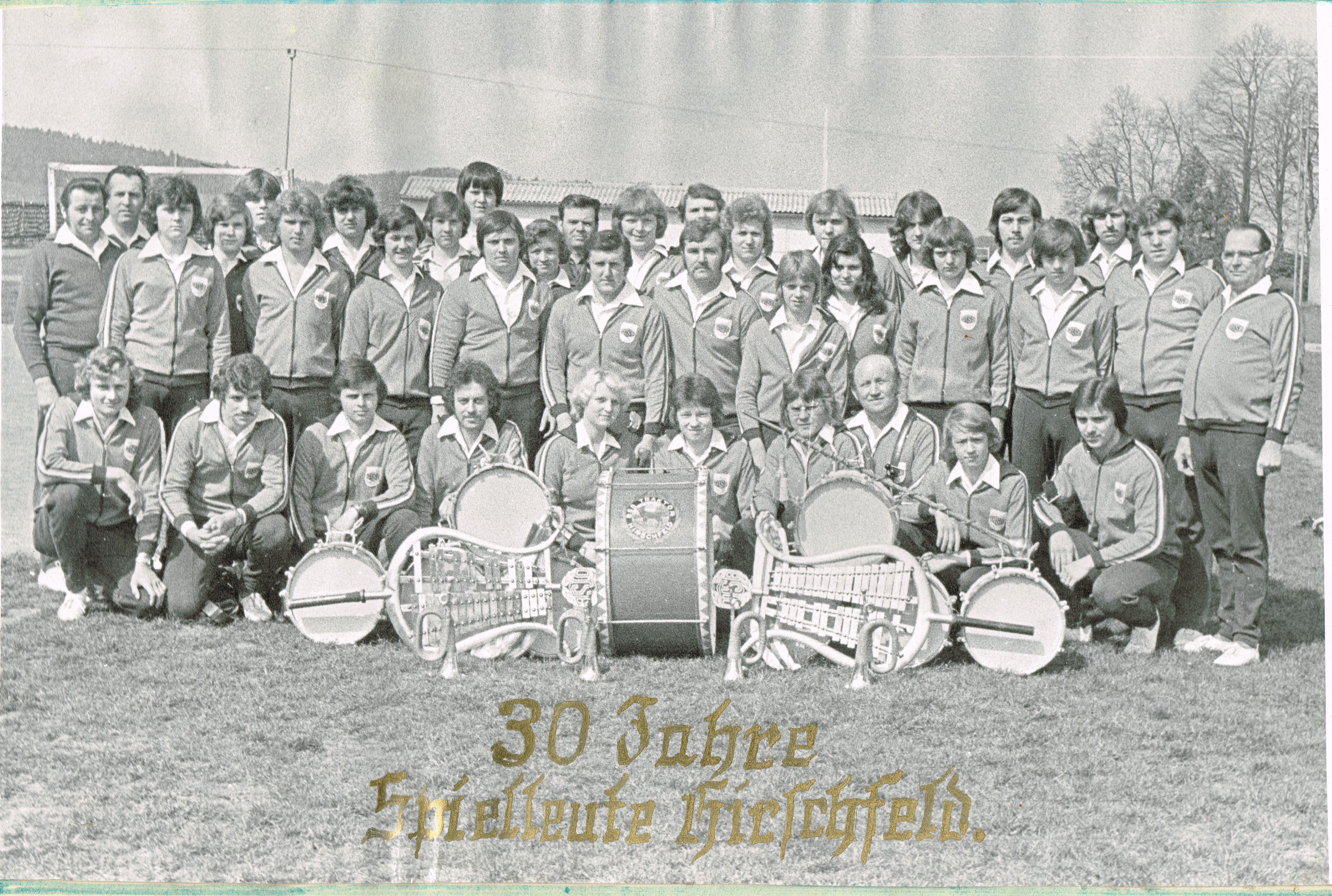 1978 30 Jahre SZ Hirschfeld 1978
