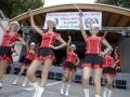 Neue Waldbühne in Hirschfeld beim 45. Internationalen Musikfest