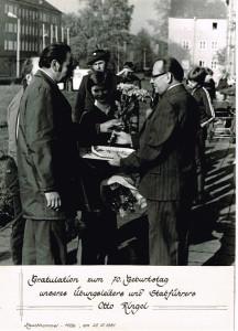 1981 Otto Ringel 70. Geburtstag 198117062013_0000