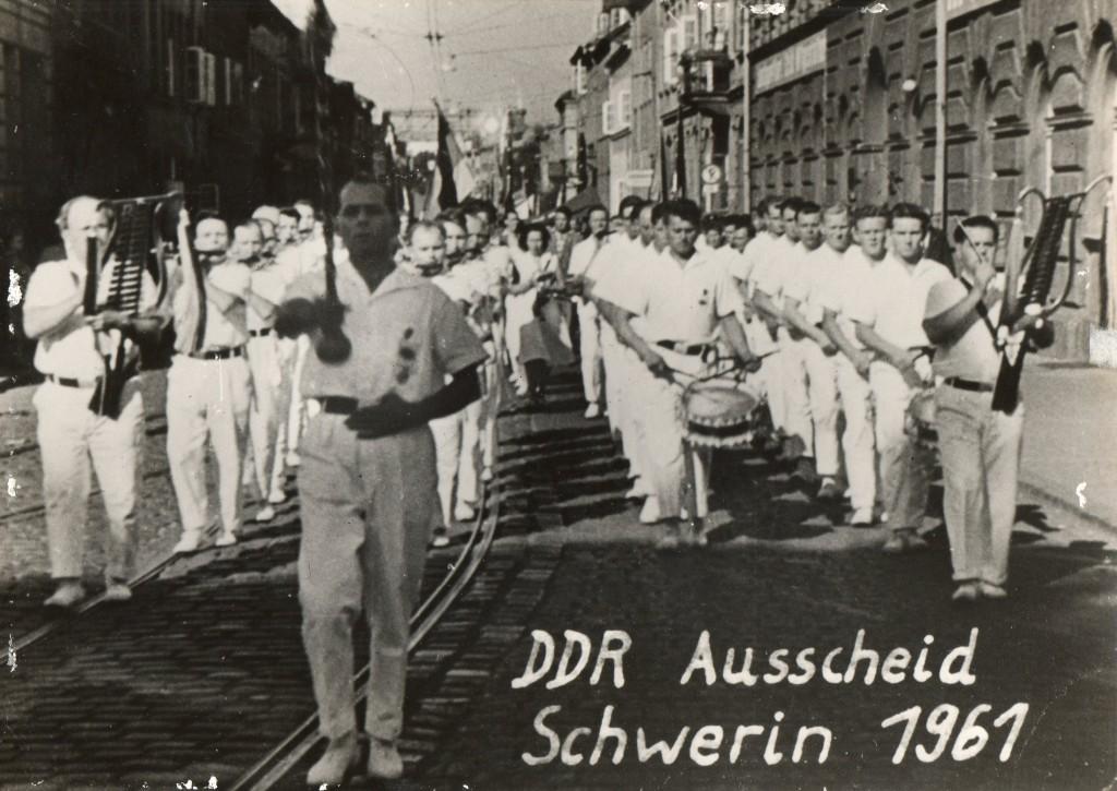 März 1961 DDR-M Schwerin